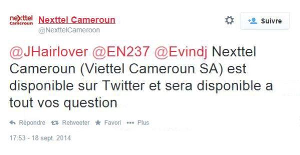 tweet NT
