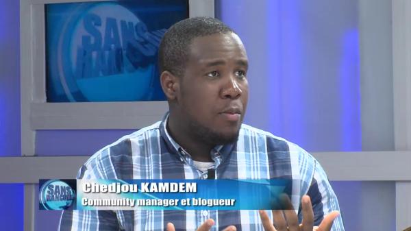 Chedjou Kamdem sur Vox Africa