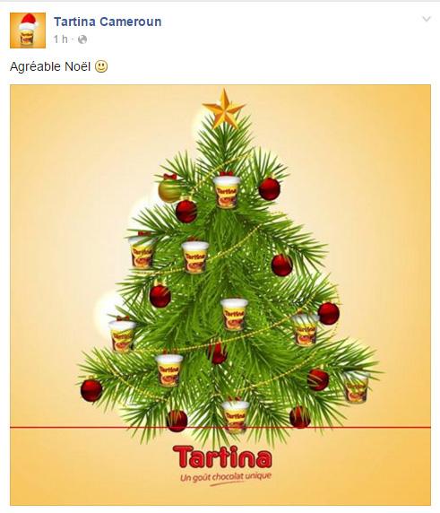 Tartina Cameroun Page Facebook