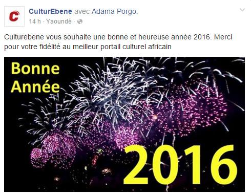 Culture Ebene Page Facebook