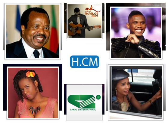 Pages Facebook populaires au Cameroun