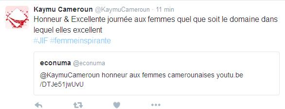 Compte twitter Kaymu