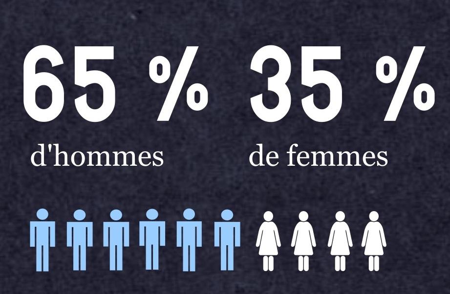 1er Semestre Facebook au Cameroun : Leschiffres.