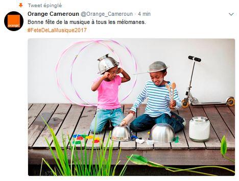 Community Managers Camerounais Fête de la Musique 2017 2
