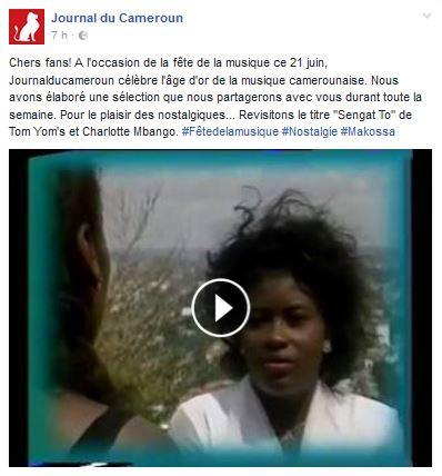 Community Managers Camerounais Fête de la Musique 2017 4
