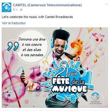 Community Managers Camerounais Fête de la Musique 2017 5