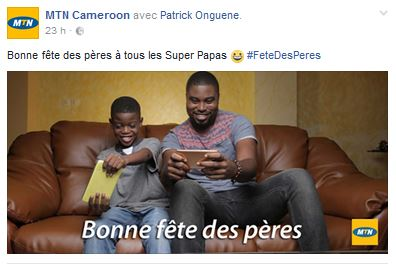 Fête des pères 2017 Community Managers Camerounais 1