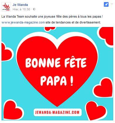 Fête des pères 2017 Community Managers Camerounais 2