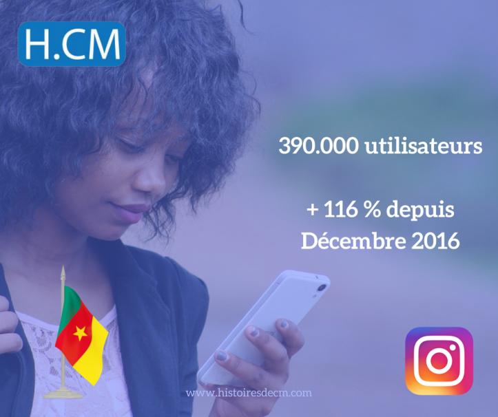 Instagram Cameroun 2017 2