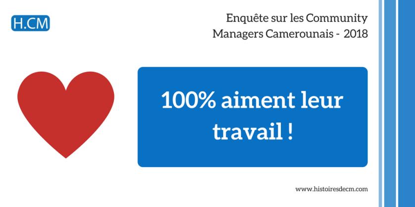 Enquête Community Manager Cameroun 2018 22