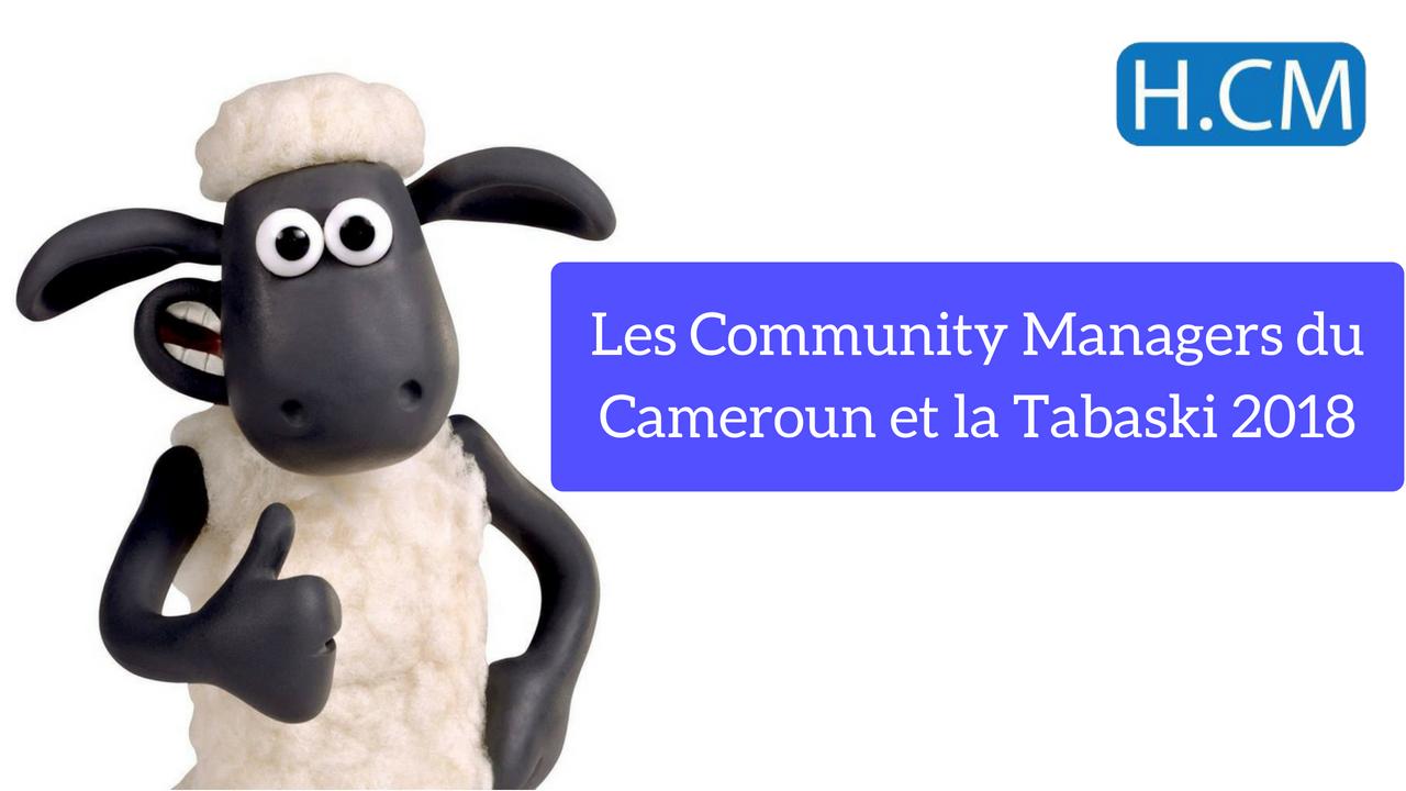 Les Community Managers du Cameroun et la Tabaski 2018