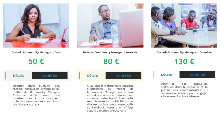 Formation Community Management en ligne
